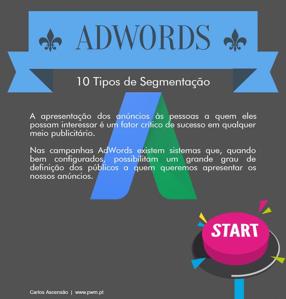 Adwords - 10 Tipos de Segmentação